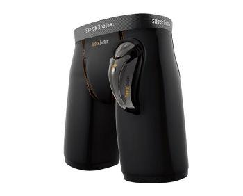 Shock Doctor MMA Compression Short With Bioflex Cup